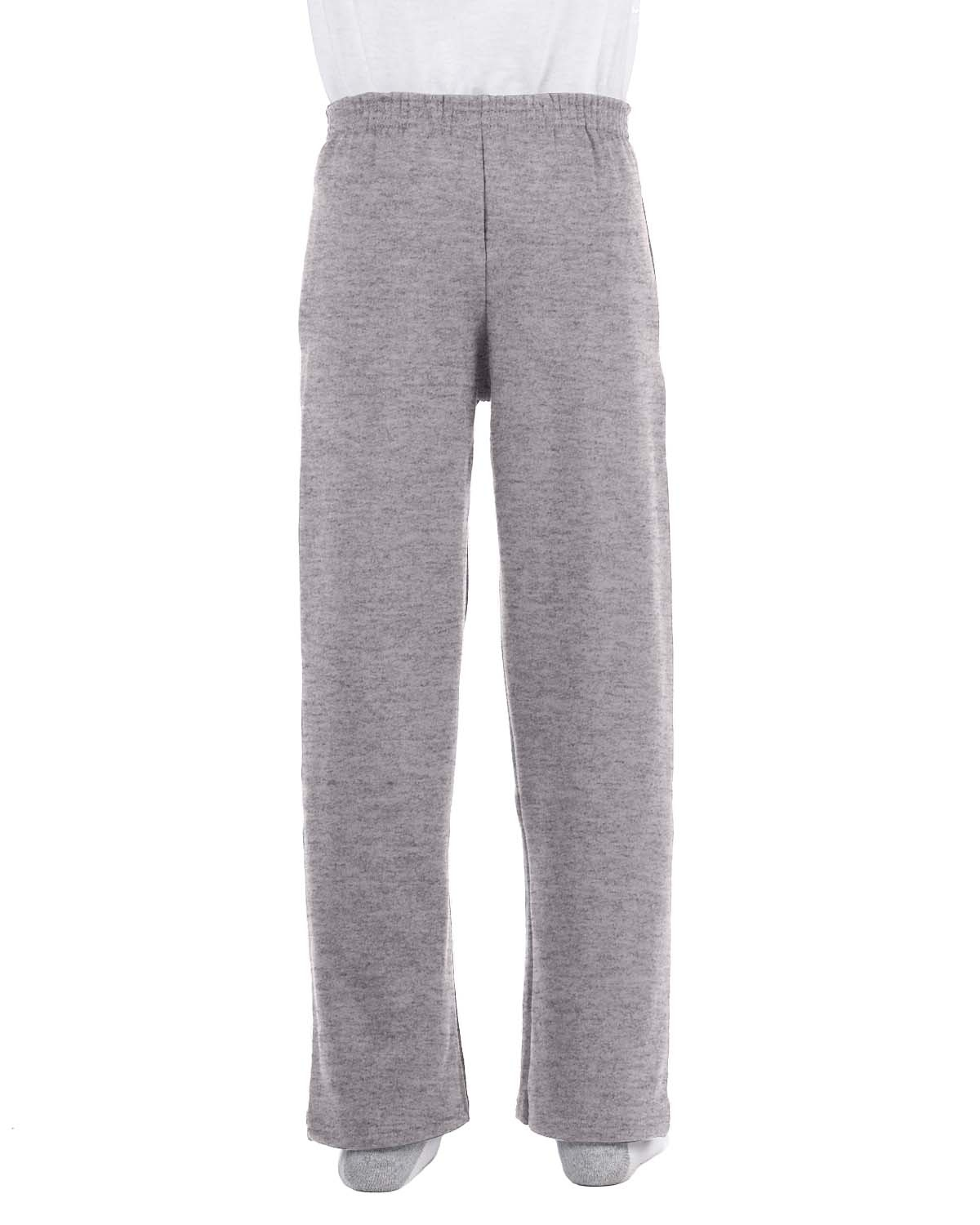 'Champion P890 Champion Youth Double Dry Action Fleece Open Bottom Pant'