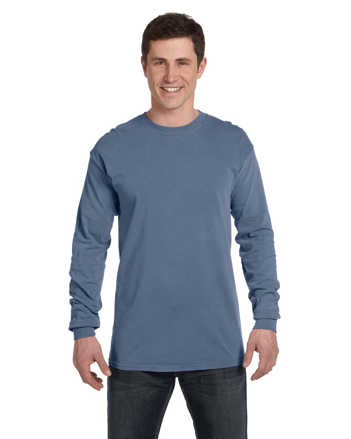 48c232a81 6 Reviews.. Comfort Colors C6014 Adult Heavyweight RS Long-Sleeve T-Shirt