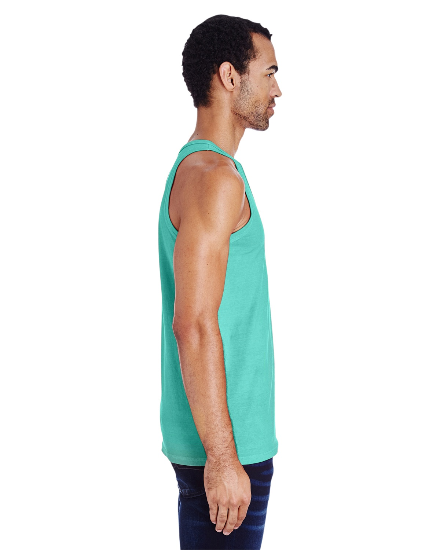 Hanes Mens ComfortWash Garment Dyed Sleeveless Tank Top