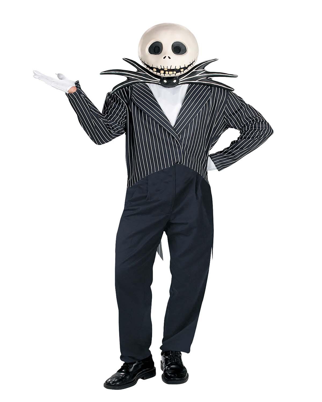 'Disguise DG5761 Jack Skellington Dlx Adult'