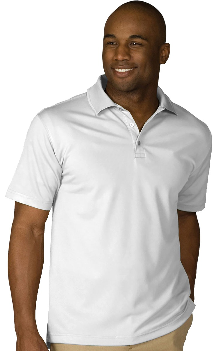 'Edwards 1576 Men's Hi-Performance Mesh Short Sleeve Polo'