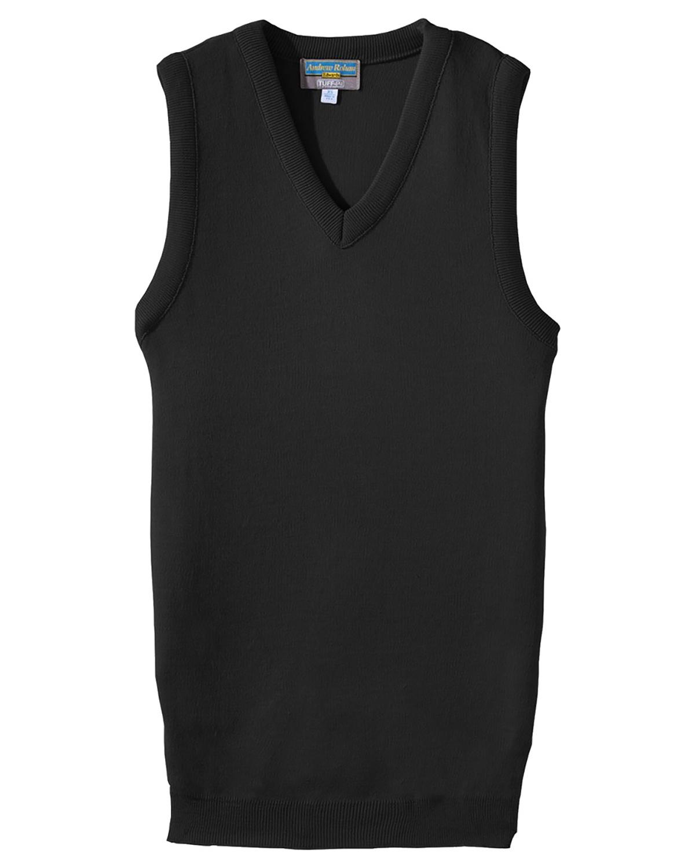 'Edwards 165 Value V-Neck Acrylic Sweater Vest'