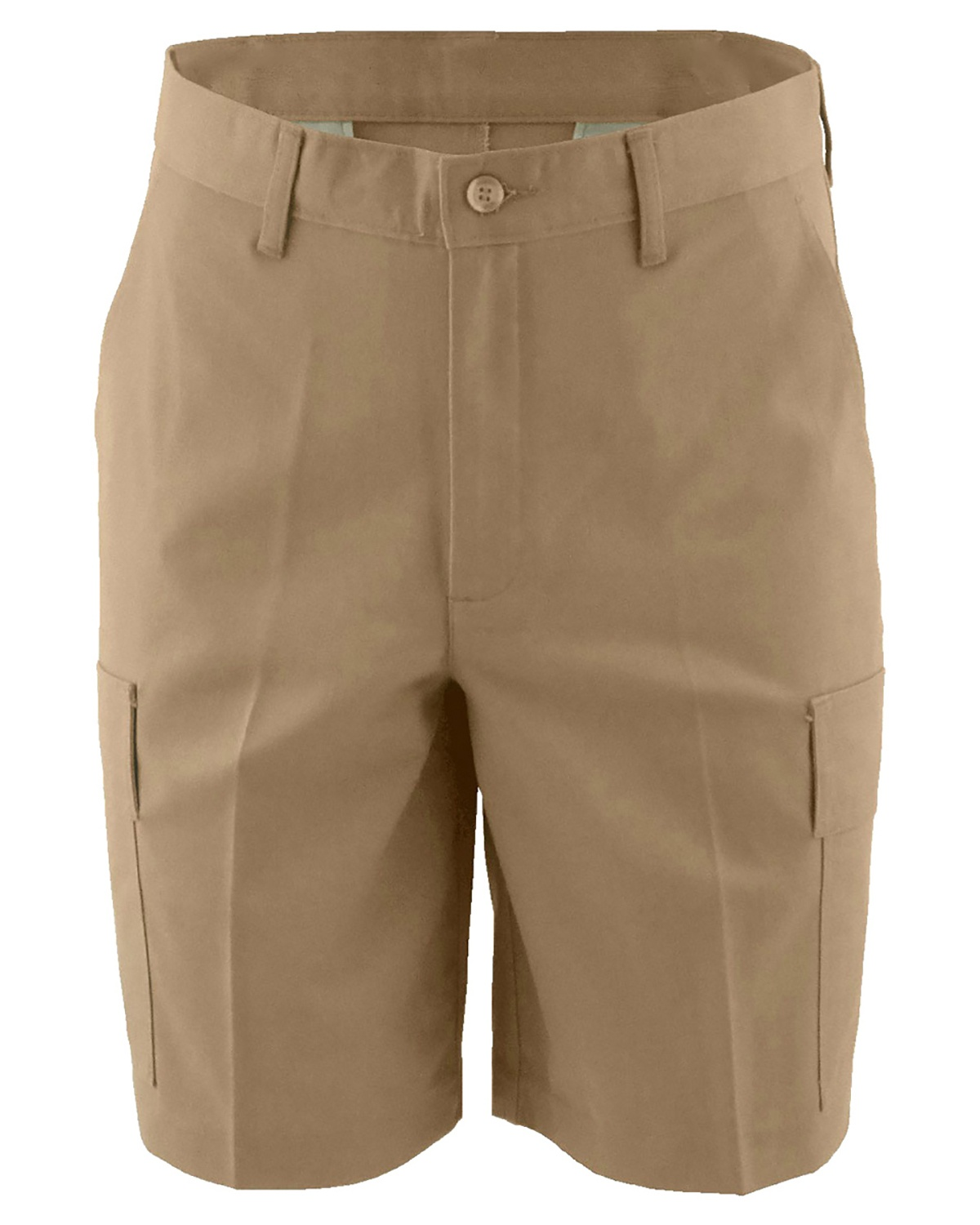 'Edwards 2477 Men's Utility Pleated Front Chino Short'