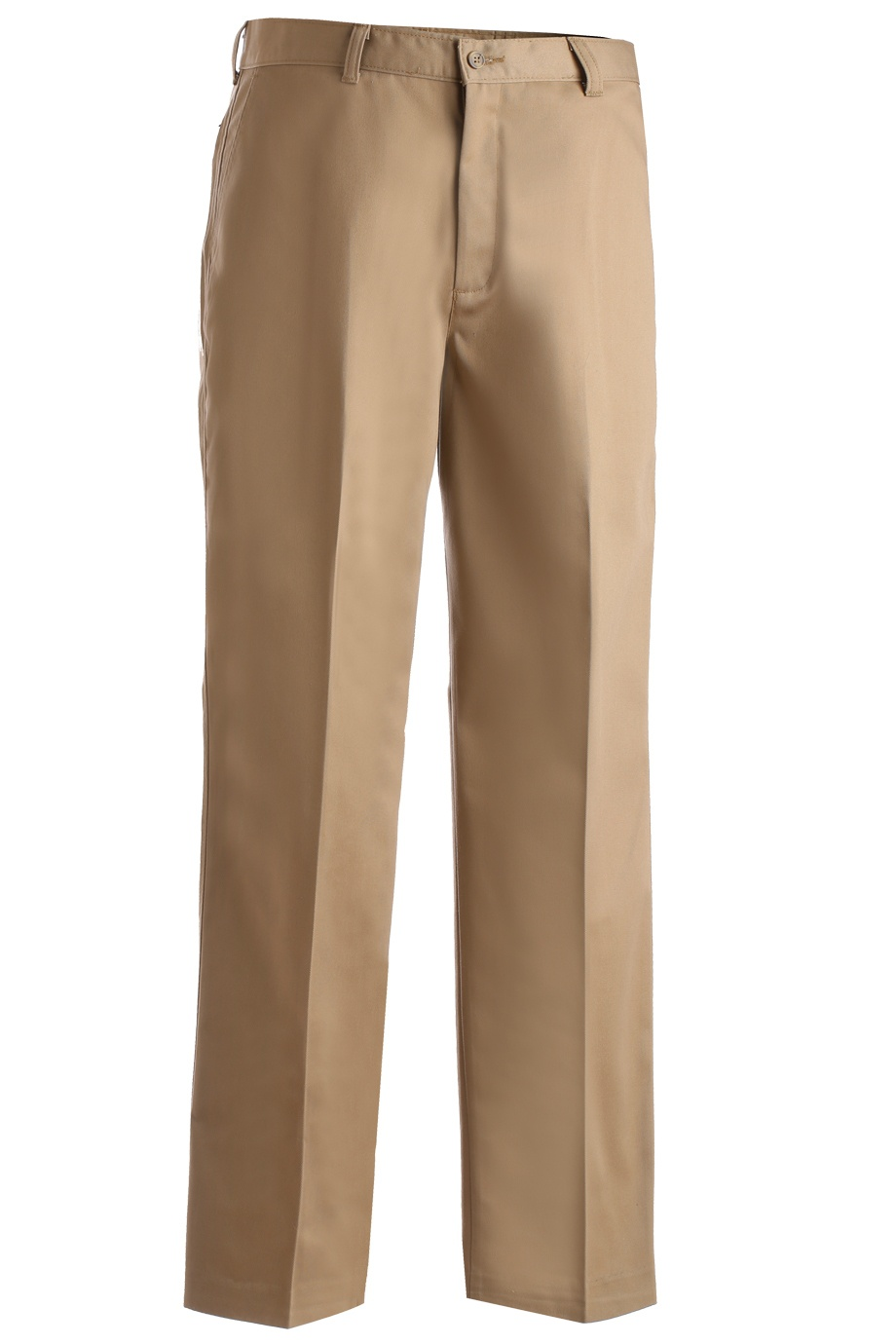 'Edwards 2570 Men's Blended Chino Flat Front Pant'