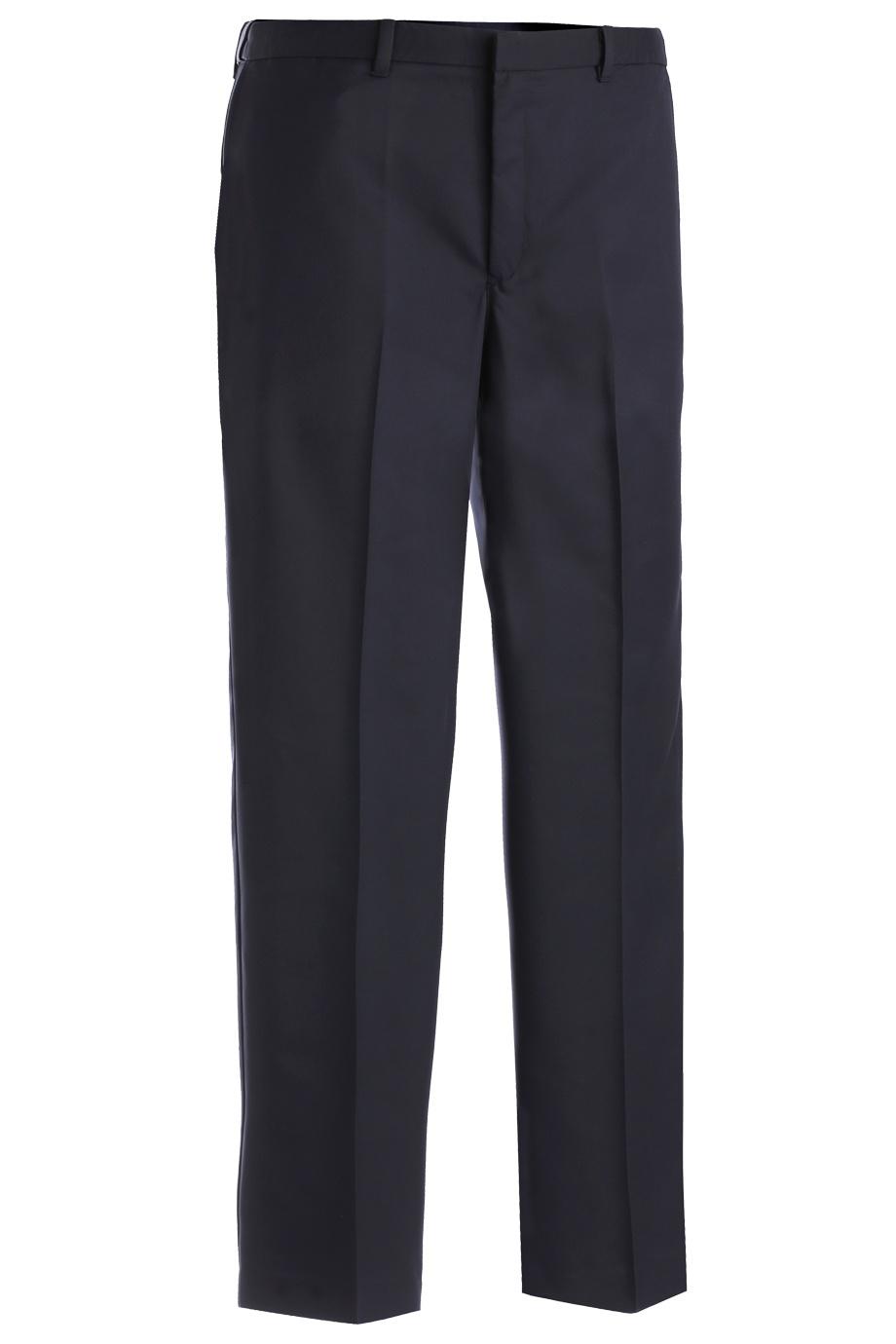 'Edwards 2574 Men's Microfiber Flat Front Pant'