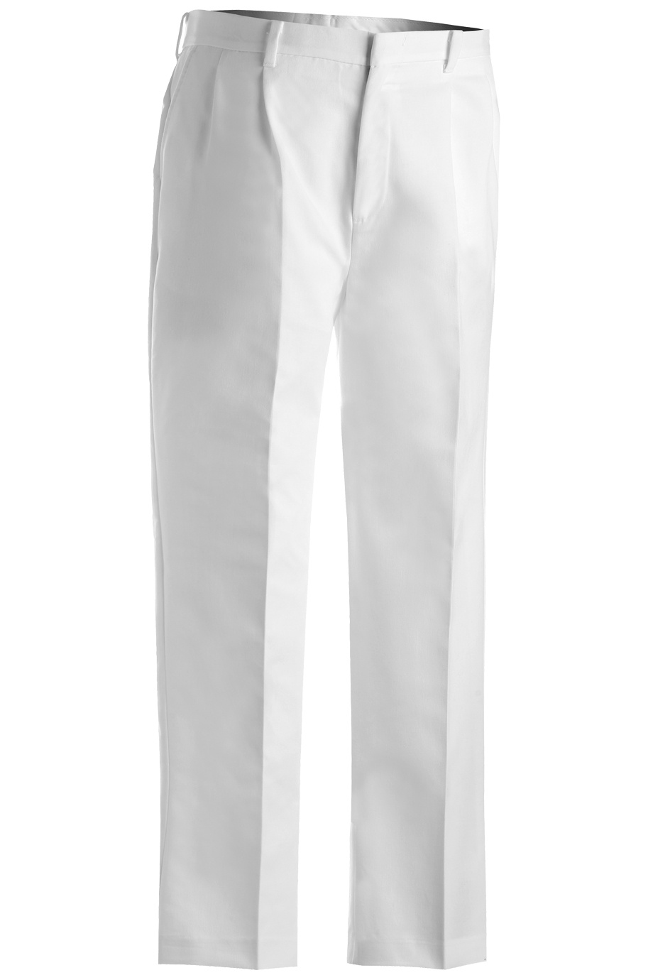 'Edwards 2610 Men's Business Casual Pleated Chino Pant'