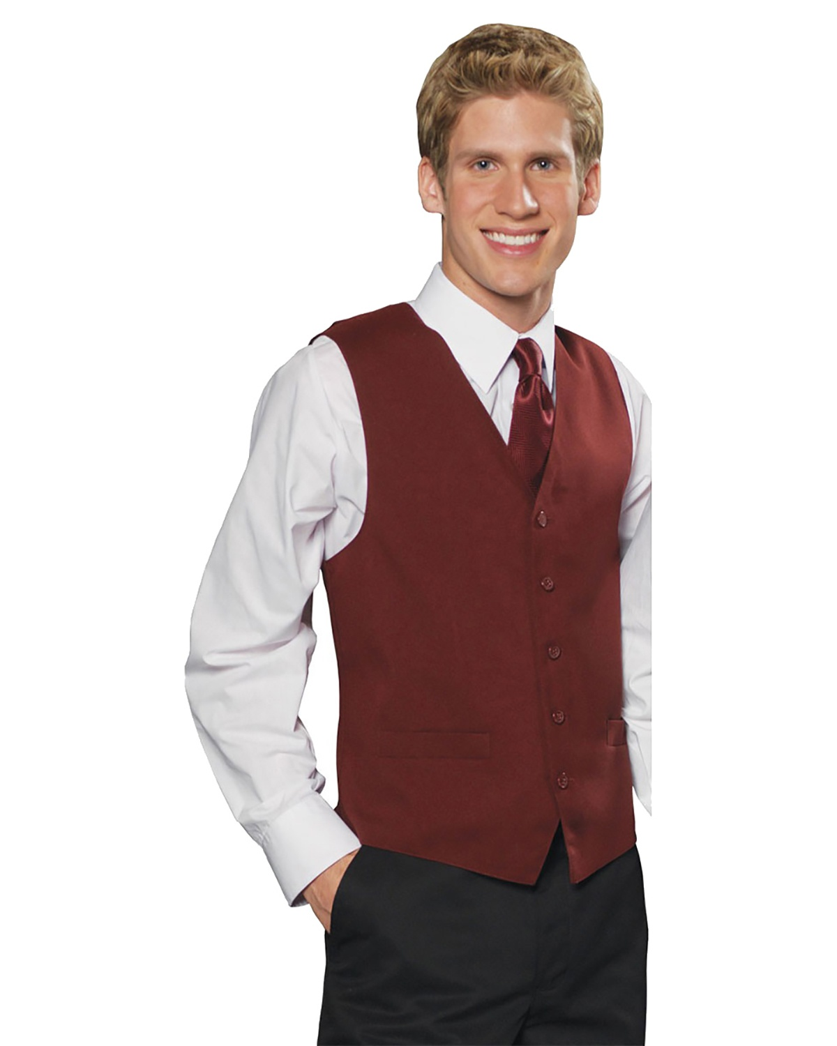 'Edwards 4490 Men's Economy Vest'