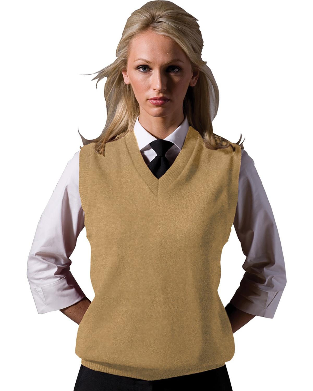 'Edwards 561 V-Neck Acrylic Sweater Vest'