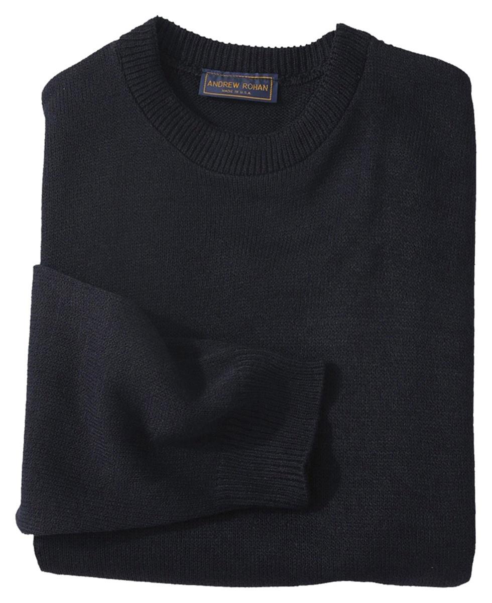 'Edwards 665 Crew Neck Acrylic Sweater'