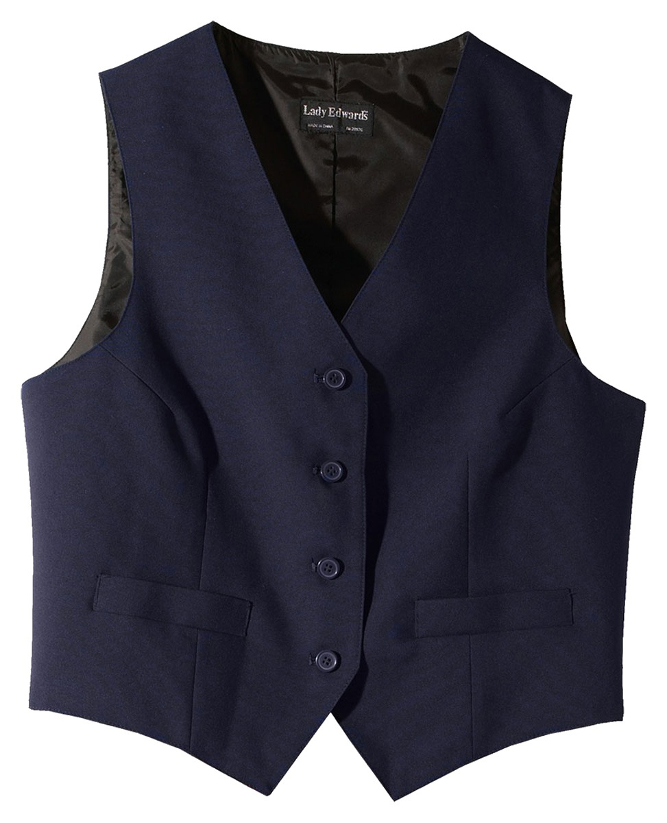'Edwards 7490 Ladies' Economy Vest'
