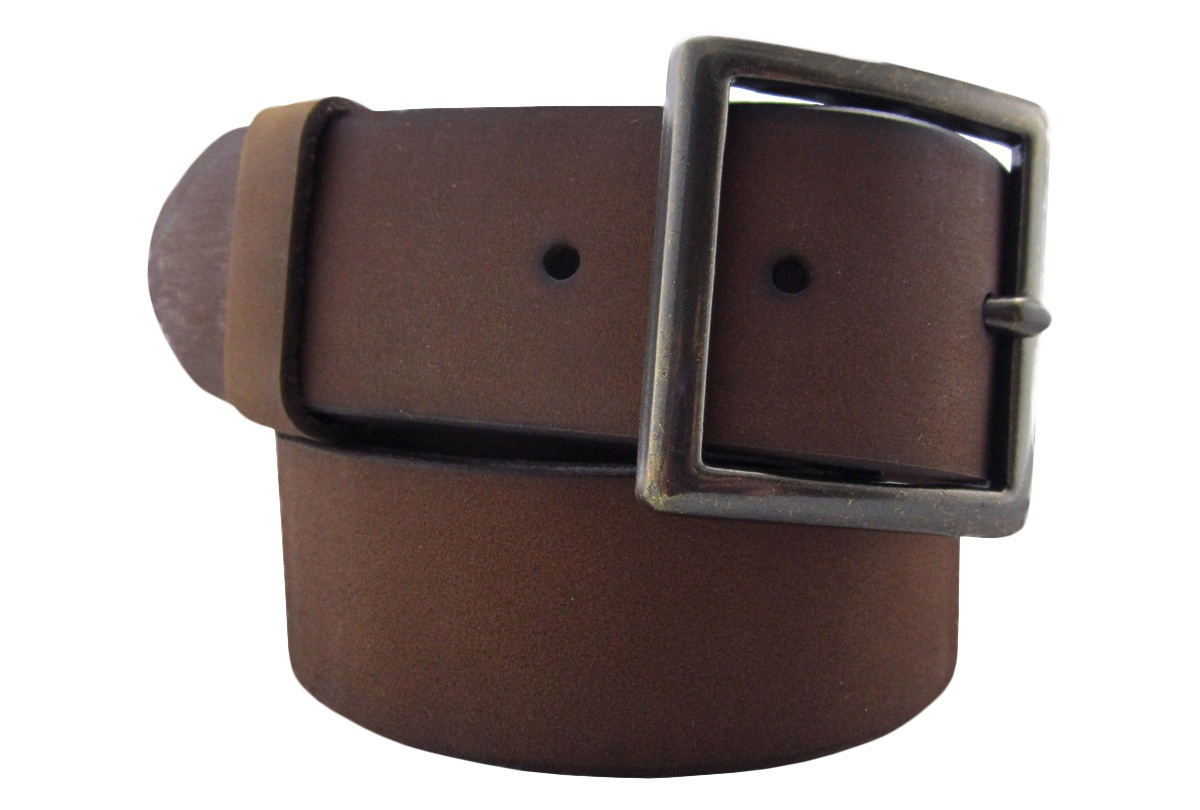 'Edwards BC01 Rugged Leather Garrison Belt'