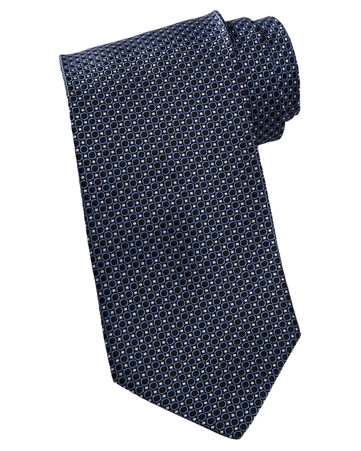 'Edwards CD00 Circles And Dots Tie'
