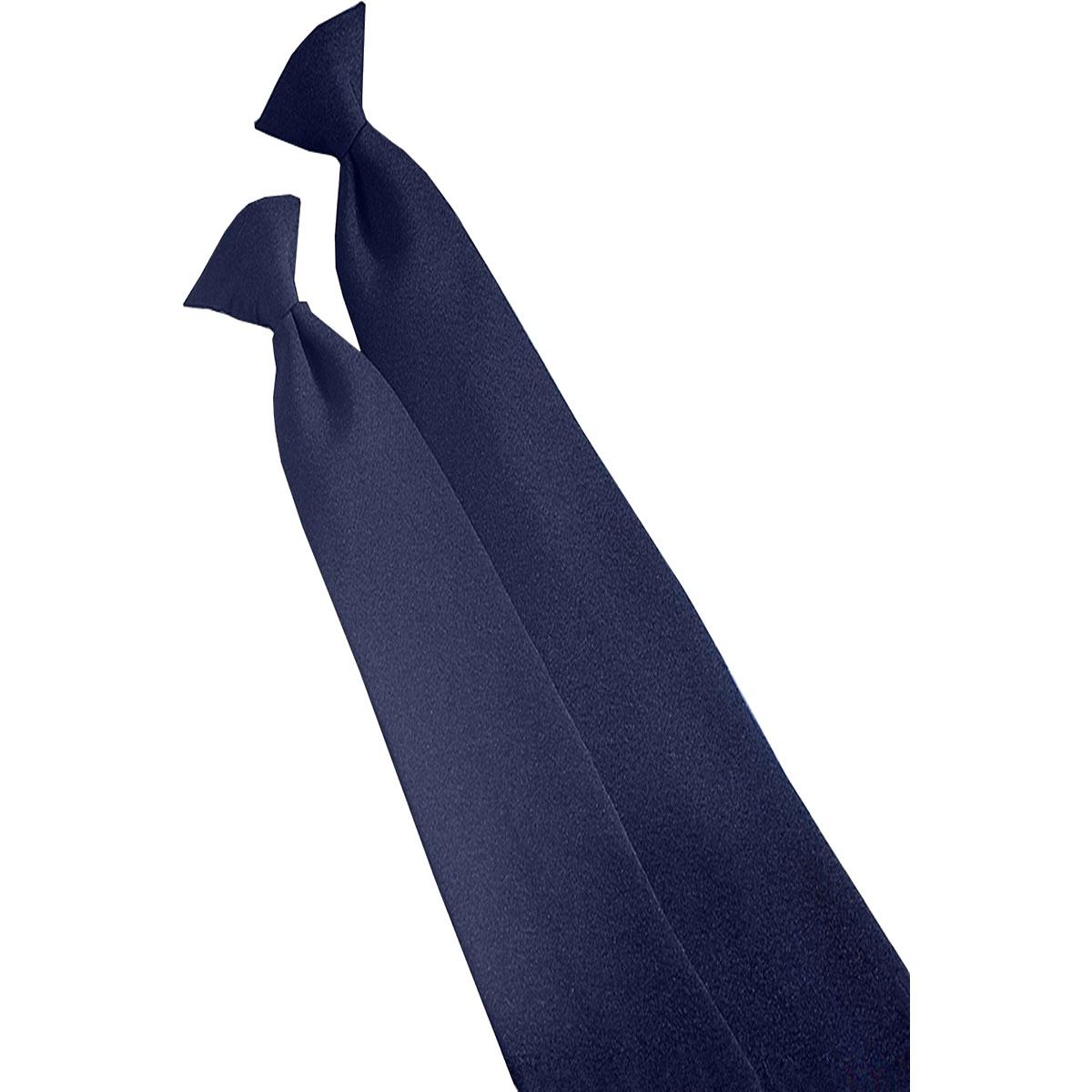 'Edwards CL22 Clip-On Tie'