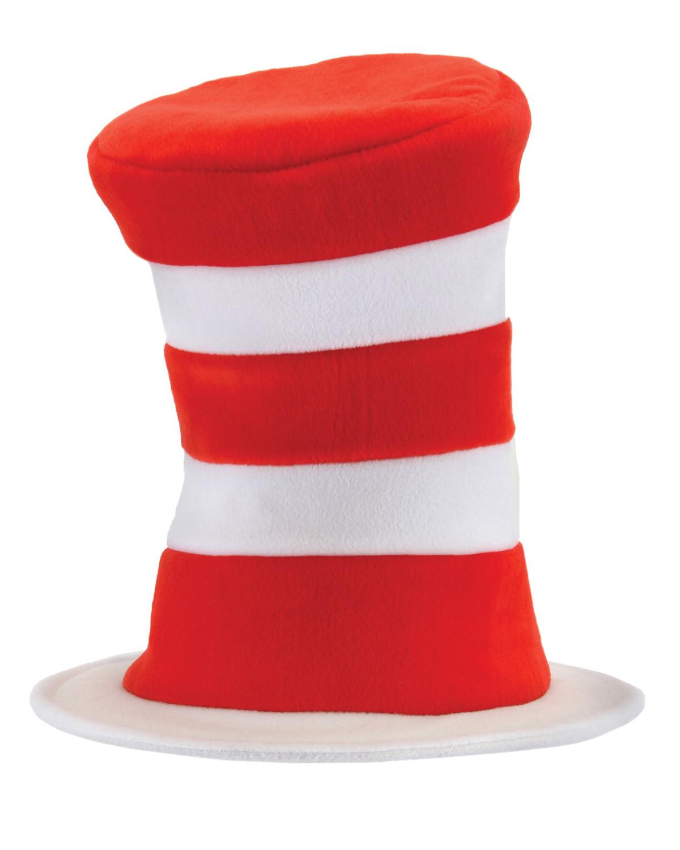'Elope ELLA3507 Cat In Hat Dlx Adult'