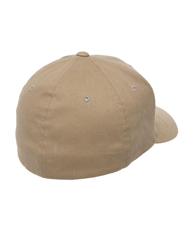 'Flexfit 6377 Adult Brushed Twill Cap'