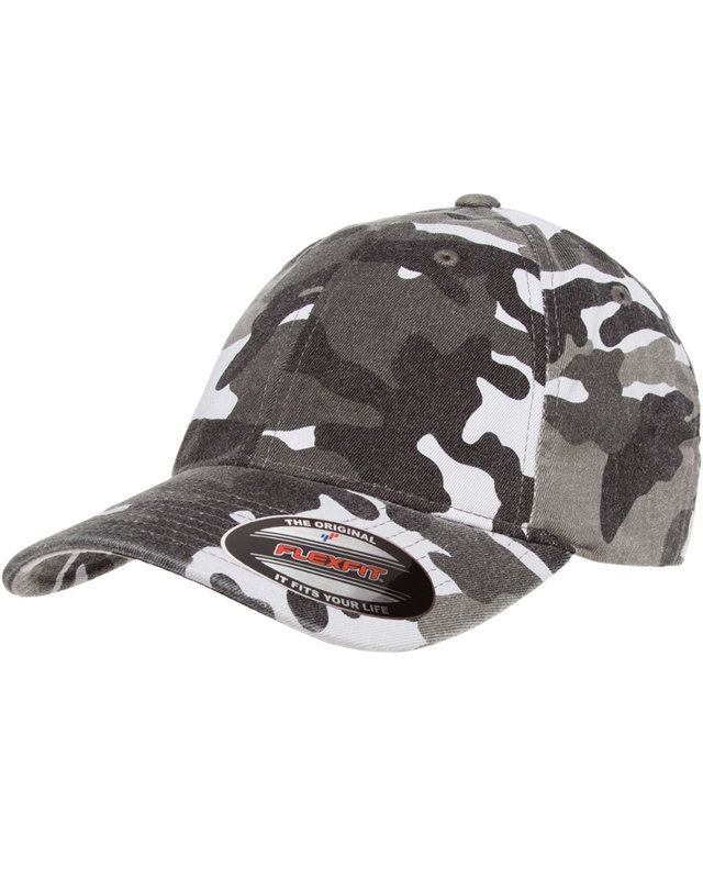 'Flexfit 6977CA Adult Cotton Camouflage Cap'