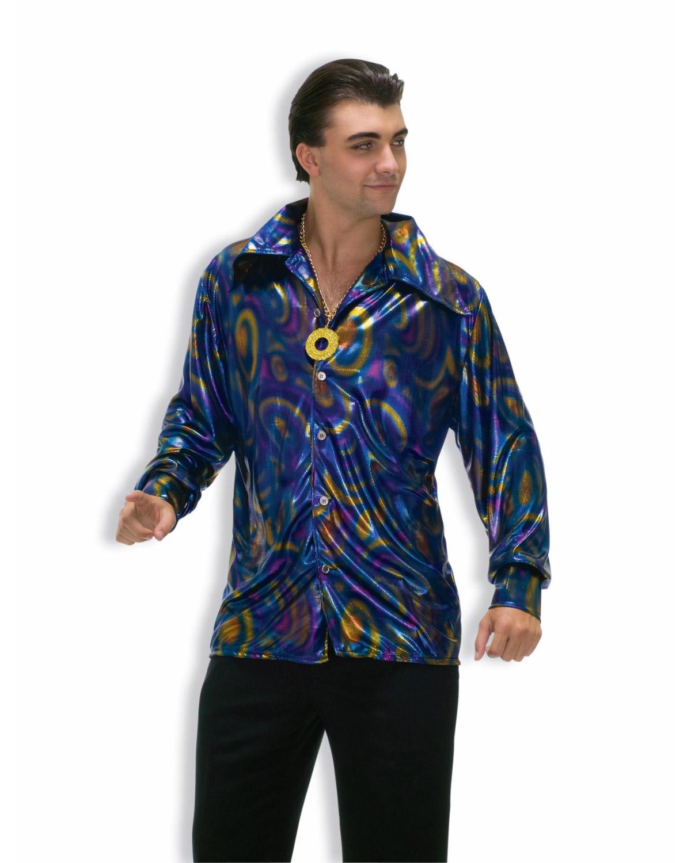 'Forum FM61780XL Dynomite Dude Shirt Xl'