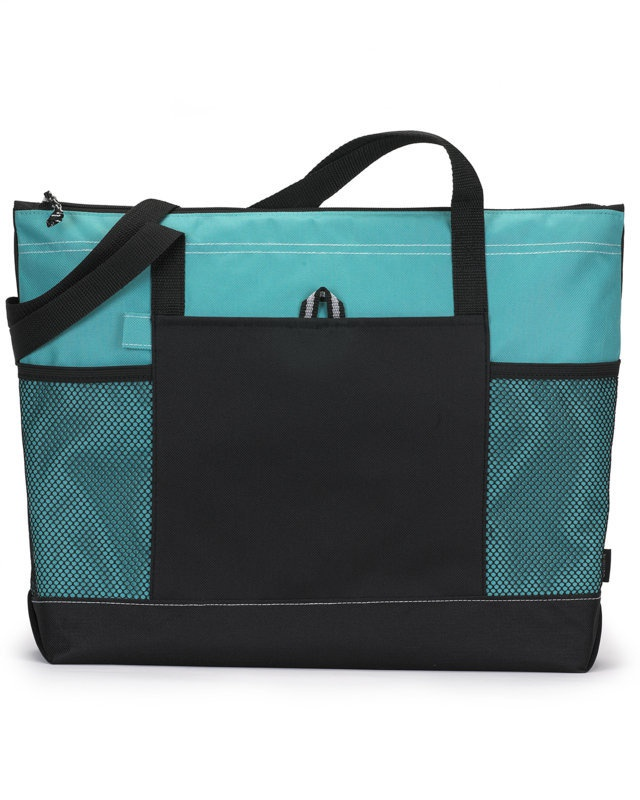 'Gemline 1100 Select Zippered Tote'