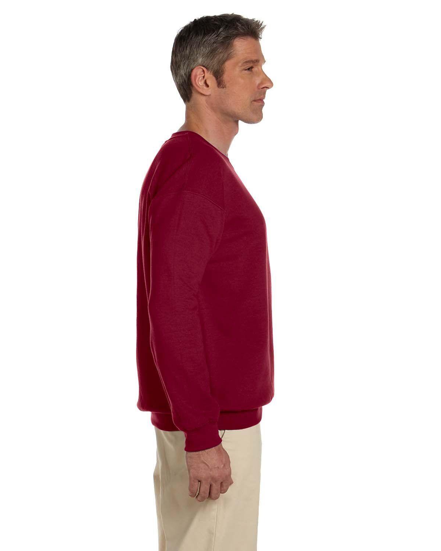 'Gildan G180 Adult 8.0 oz Heavy Blend Adult Fleece Crew SweatShirt'