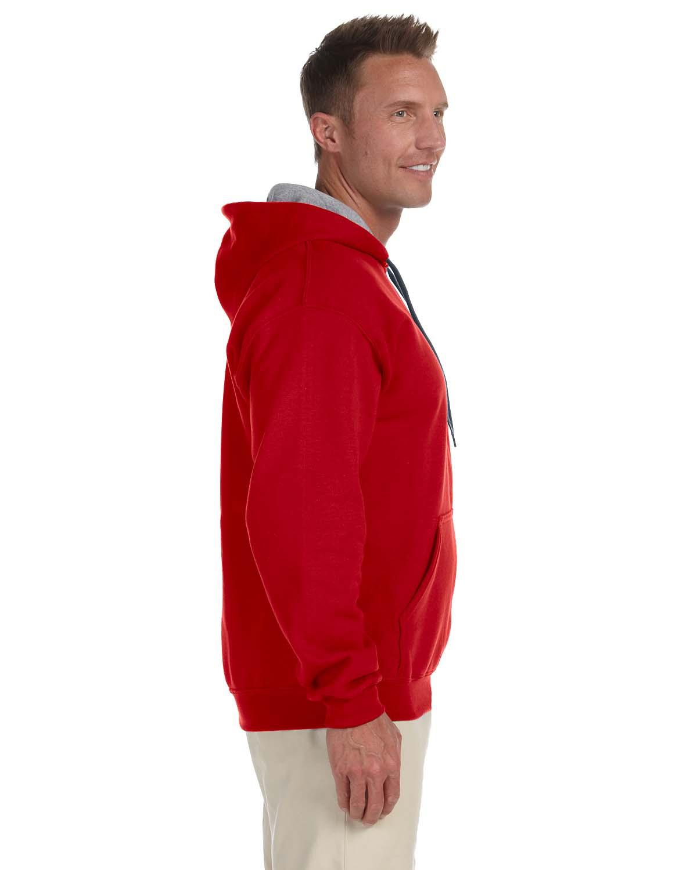 'Gildan G185C Adult Heavy Blend Adult 50/50 Contrast Hood'