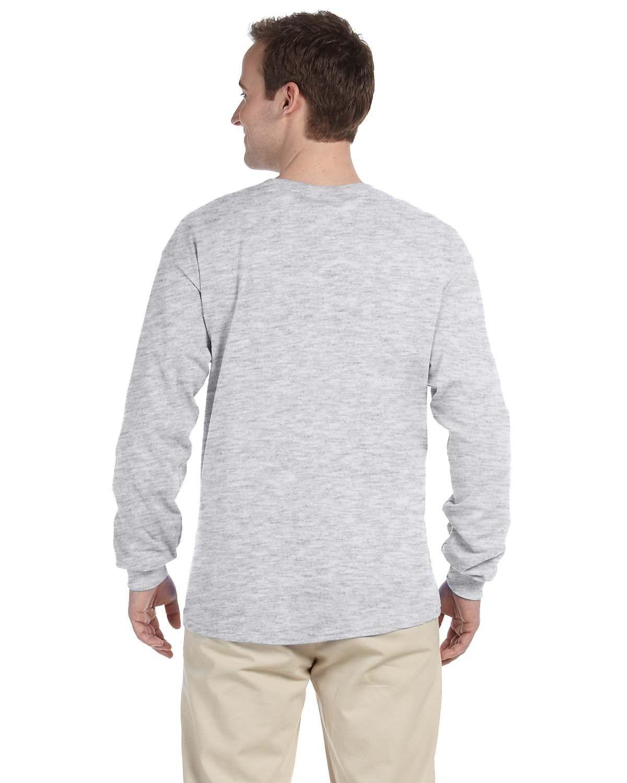 'Gildan G240 Adult Ultra Cotton Long-Sleeve T-Shirt'