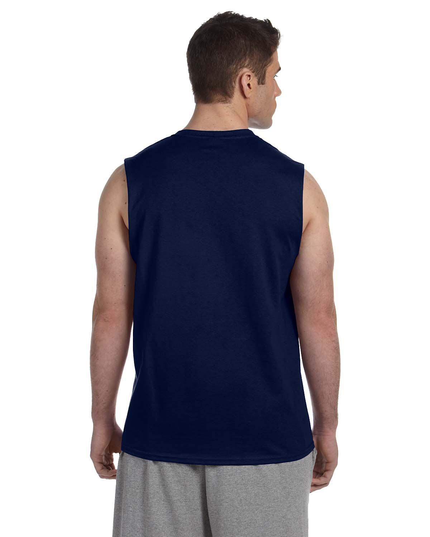 'Gildan G270 Adult Ultra Cotton 6.0 oz Sleeveless T-Shirt'