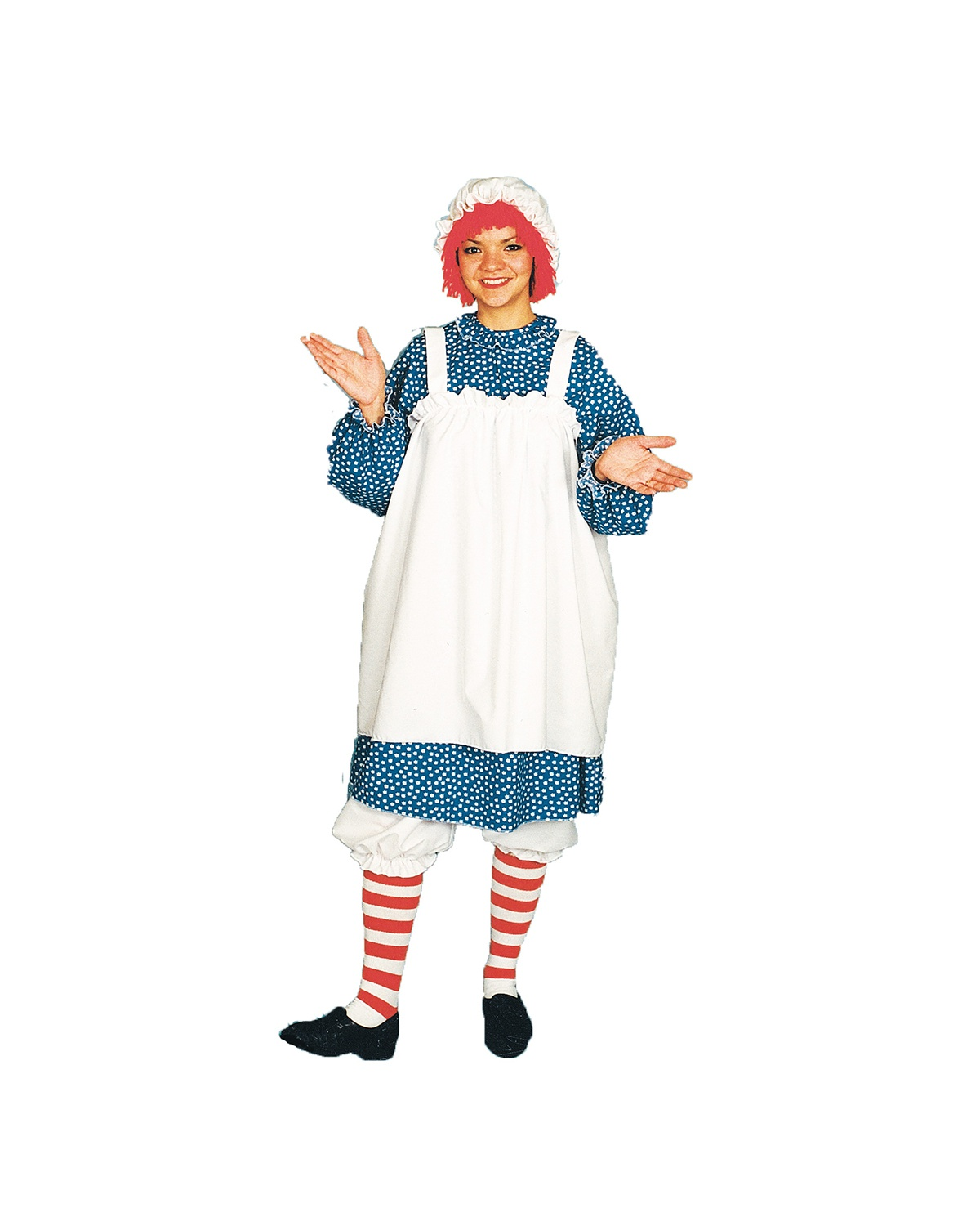 'Halloween Costumes 12110 Raggedy Ann Adult'