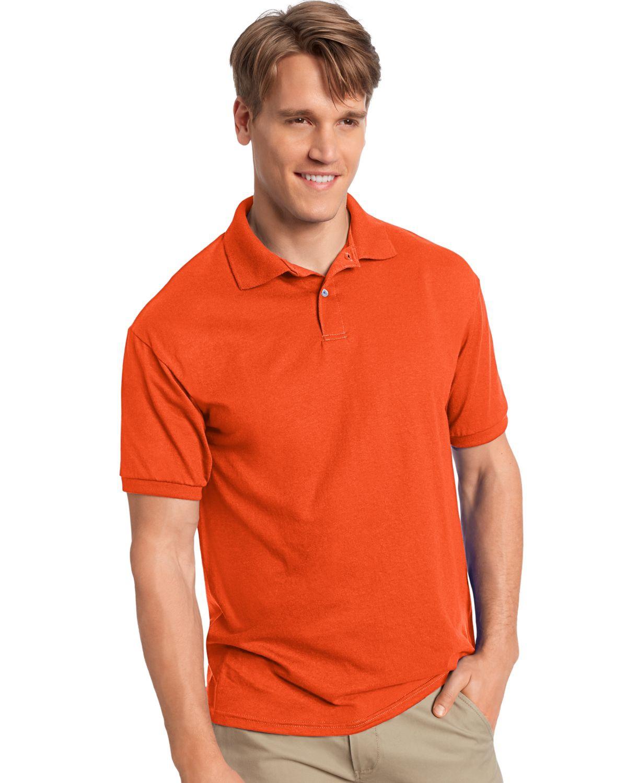 'Hanes 054X Ecosmart Jersey Sport Shirt'