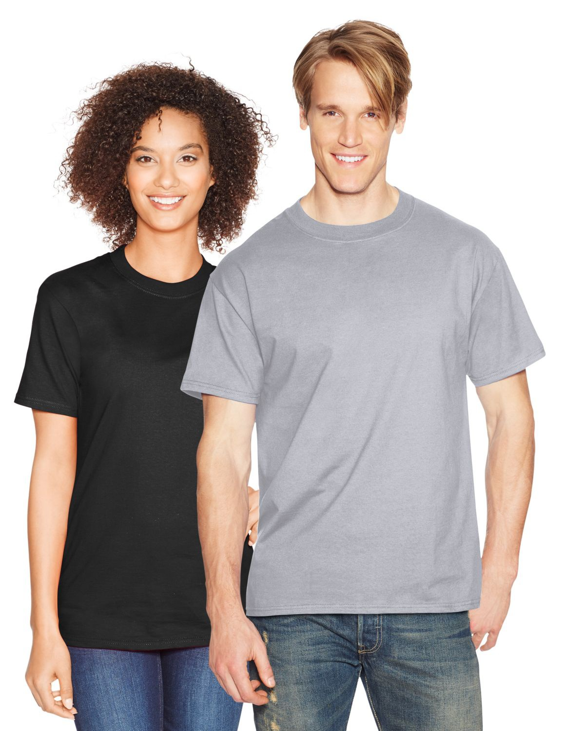 'Hanes 5180 Adult Beefy-T'