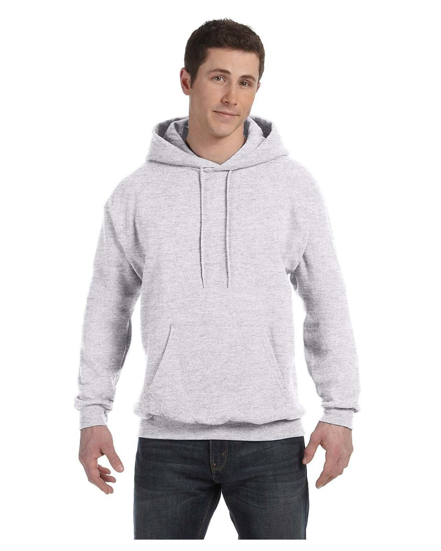 'Hanes P170 Adult EcoSmart 50/50 Pullover Hood'