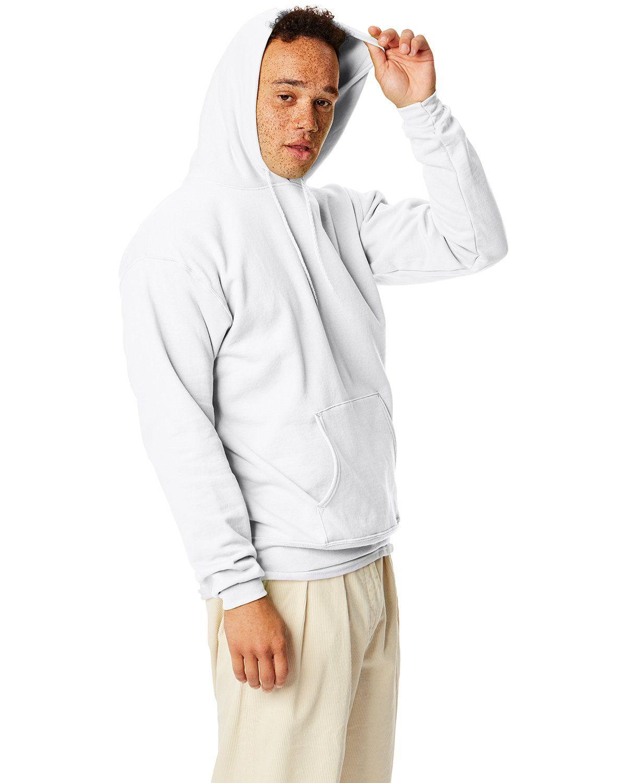 'Hanes P170 Adult EcoSmart Pullover Hood'