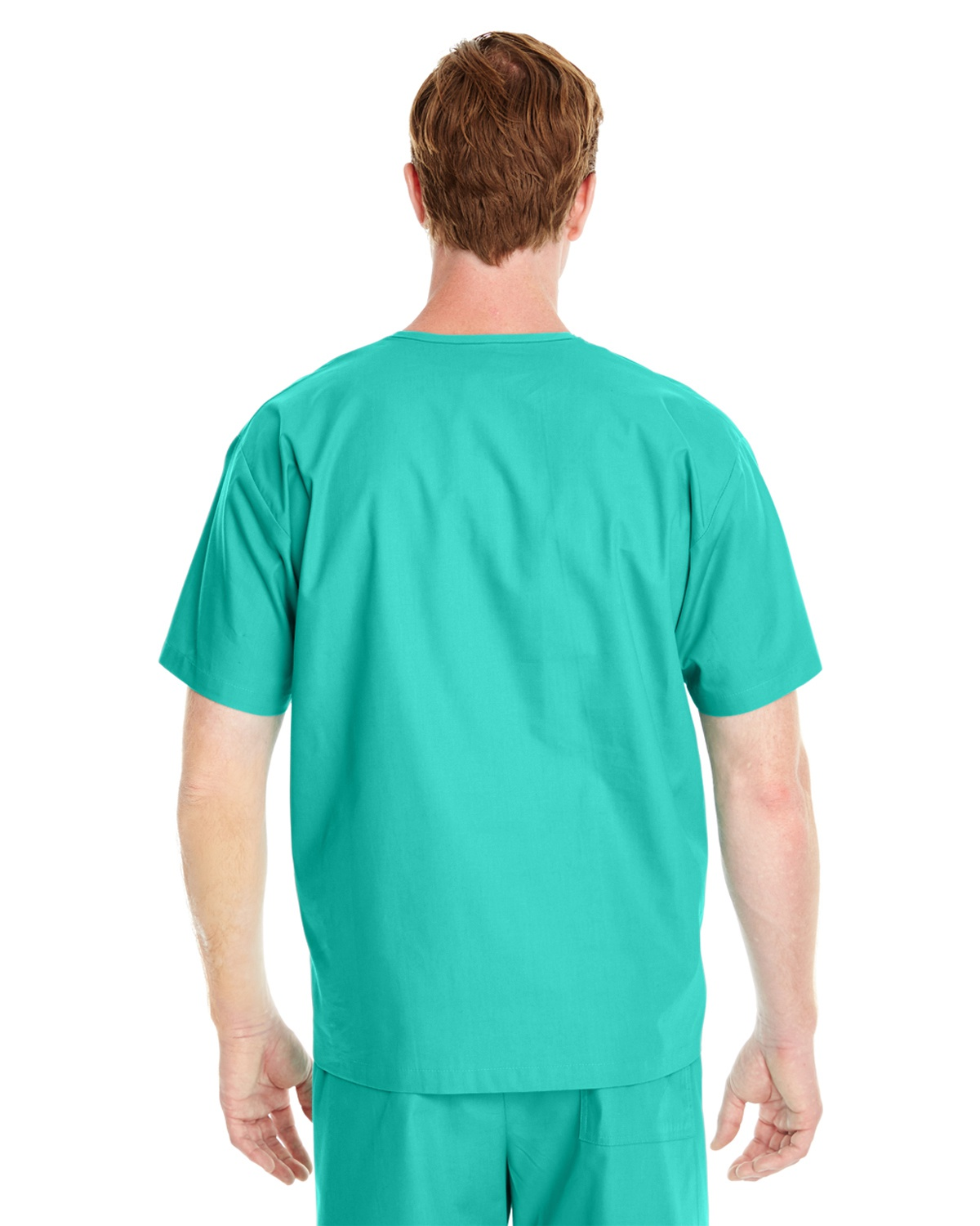 'Harriton M897 Adult Restore Scrub Top'