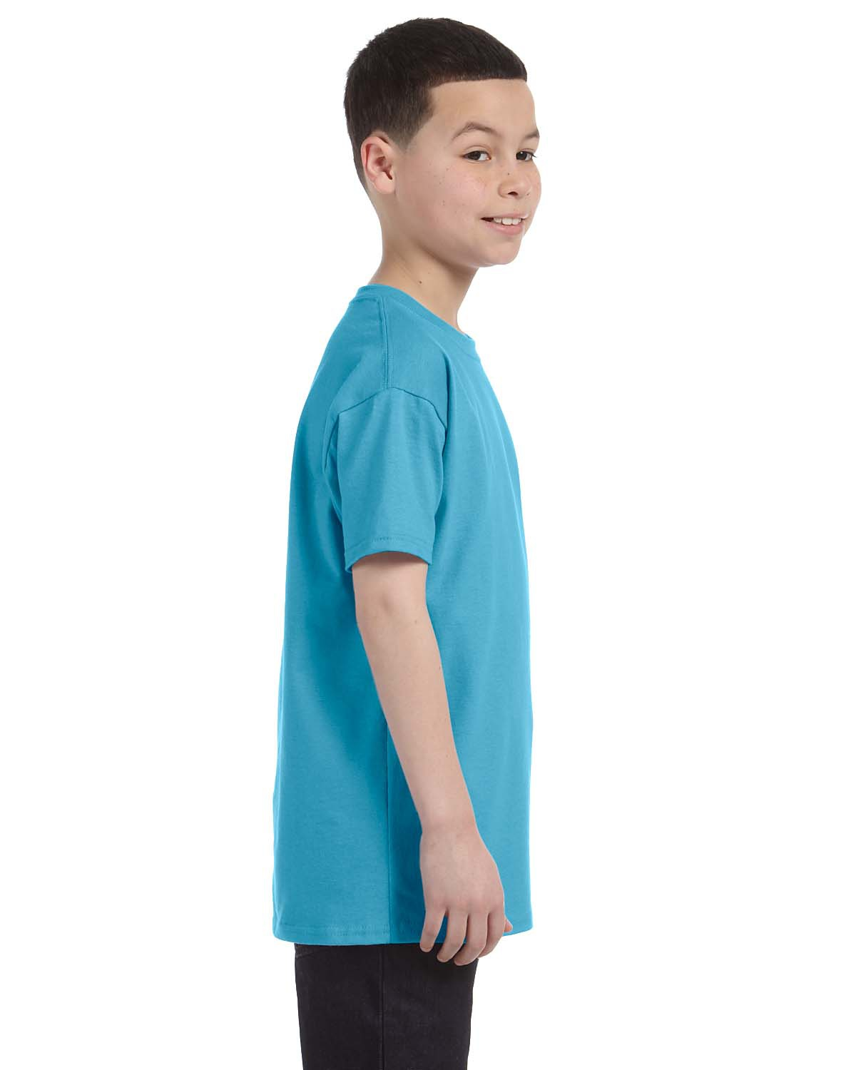 'Jerzees 29B Youth Dri-Power Active 50/50 Cotton/Poly T-Shirt'