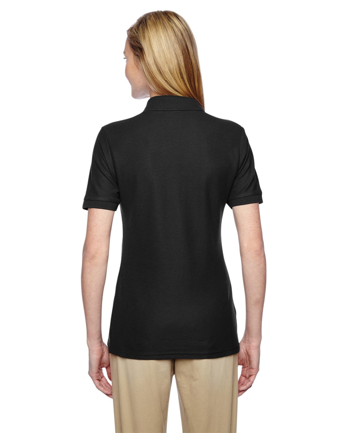 'Jerzees 537WR Ladies' Easy Care Polo'