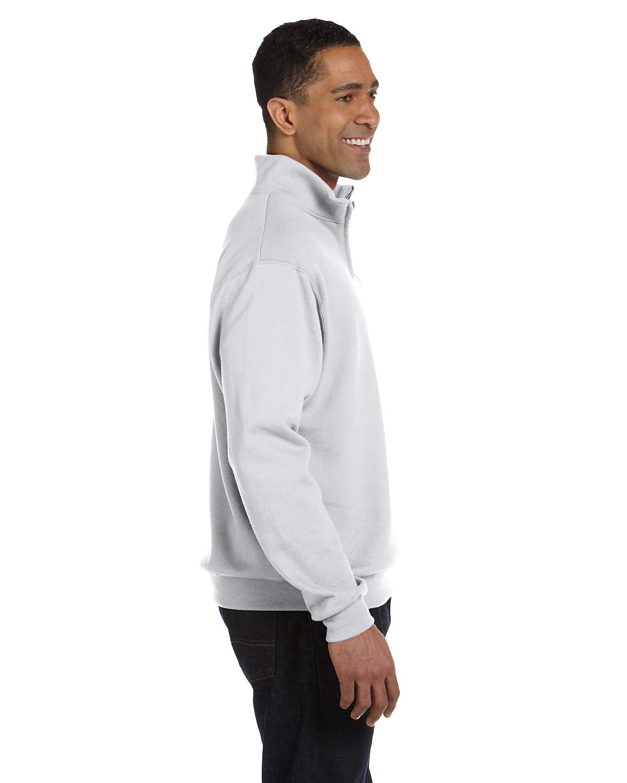 'Jerzees 995M Adult NuBlend Quarter-Zip Cadet Collar Sweatshirt'