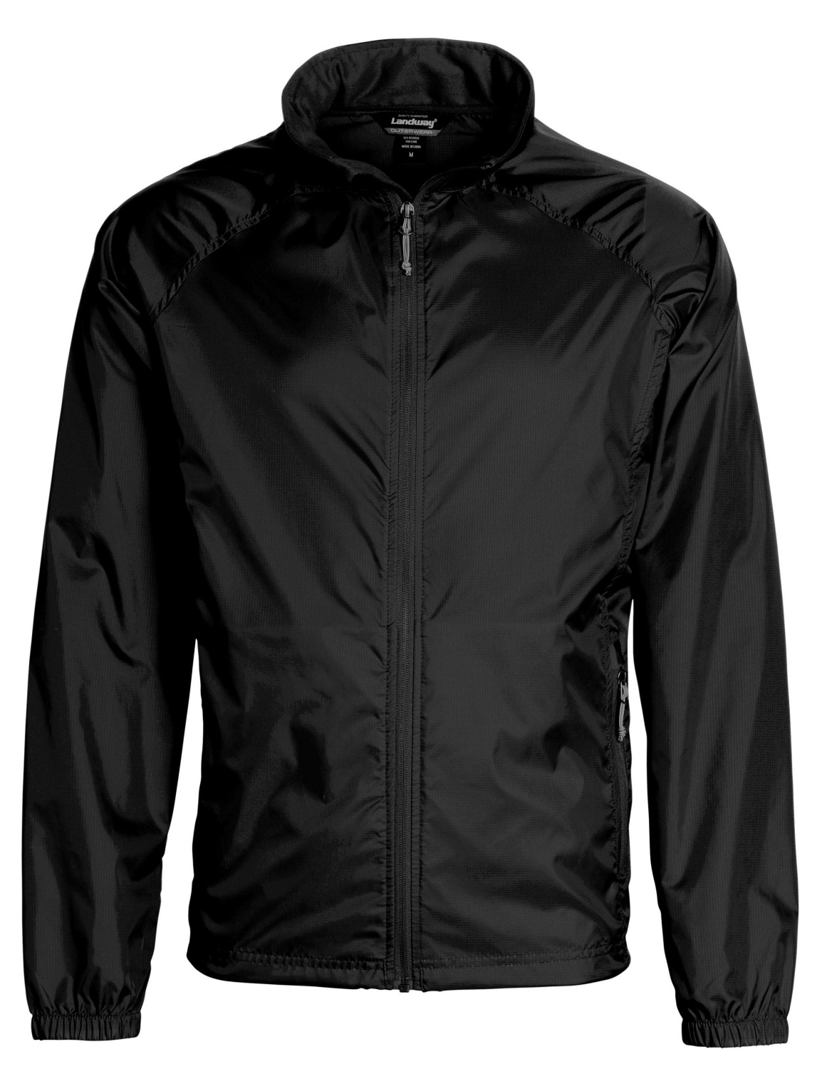 'Landway 7000 Men's Wind Resistant Rip Stop Nylon Windbreaker'