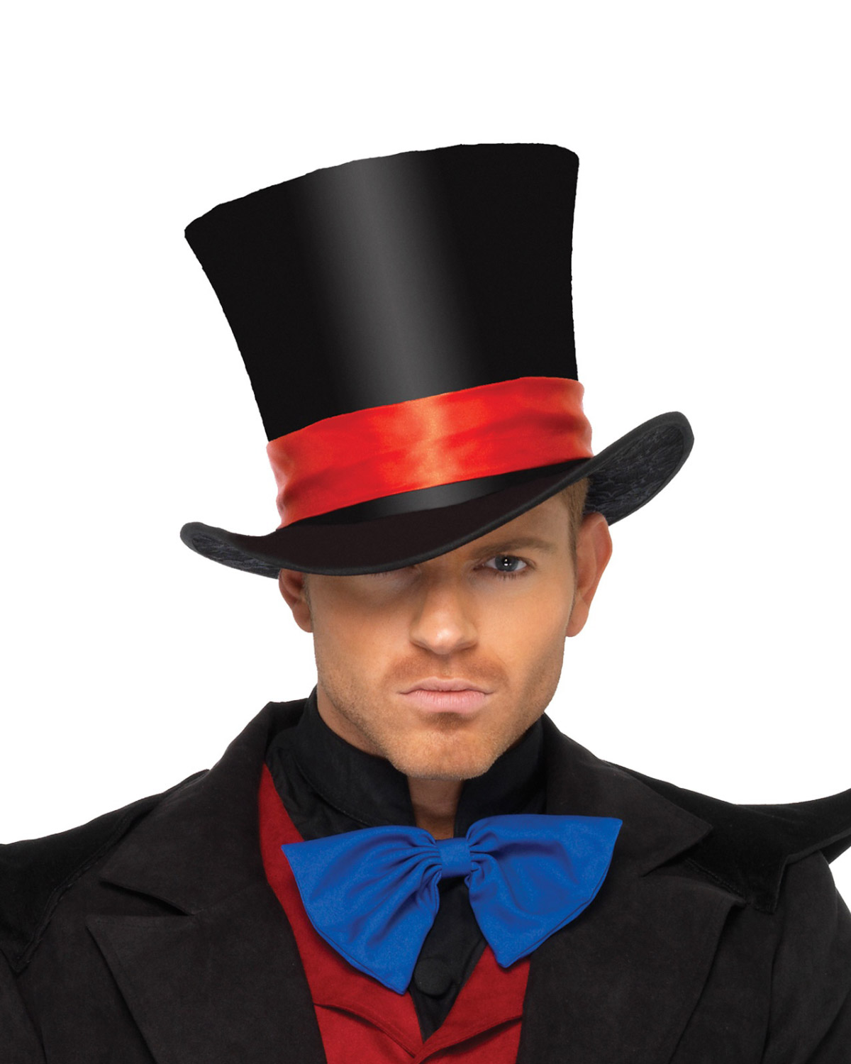 'Leg avenue UA2143 Top Hat Velvet'