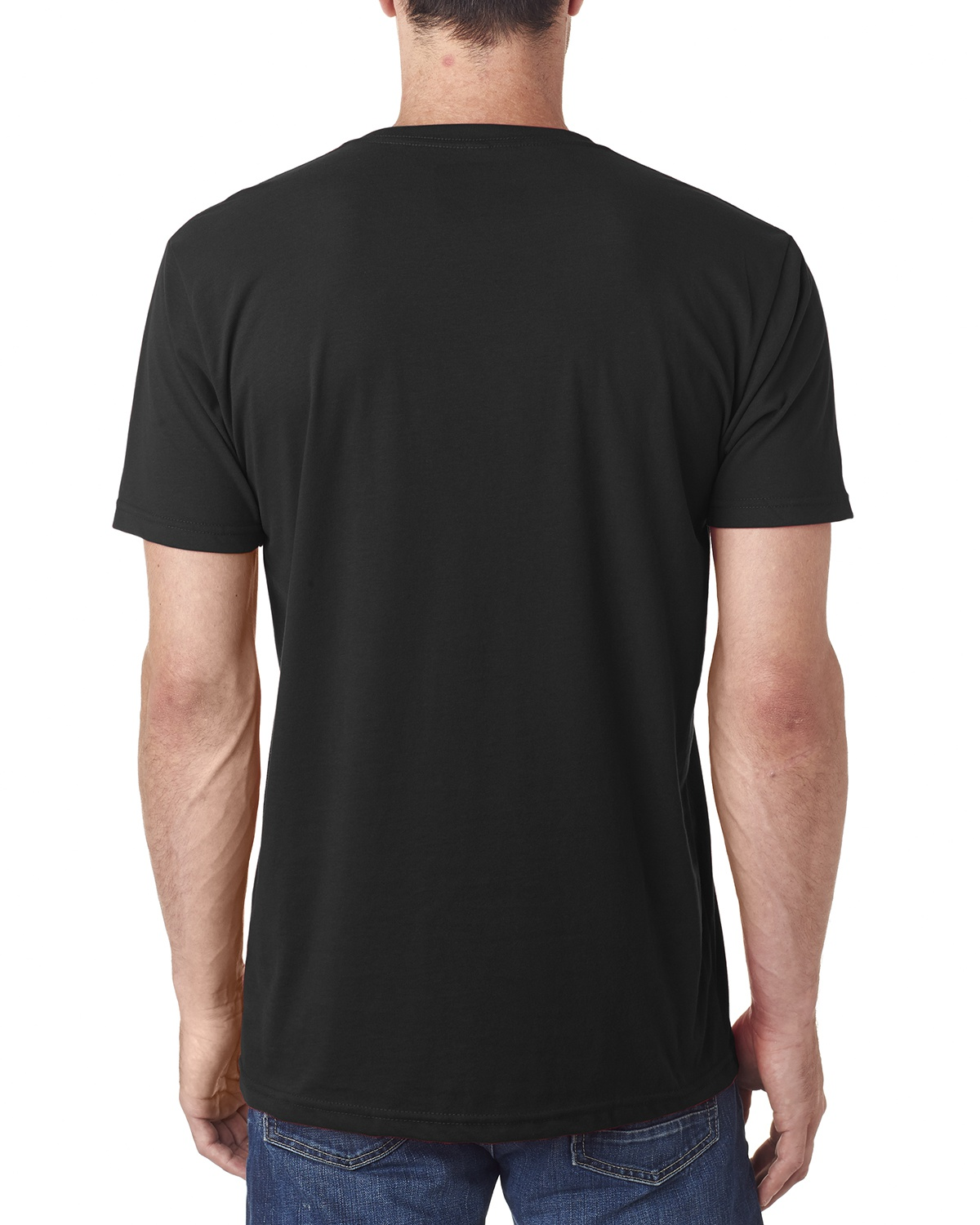 e3736fd9fa12 Buy Next Level 6440 V-Neck | Premium Fitted Sueded T-Shirt ...