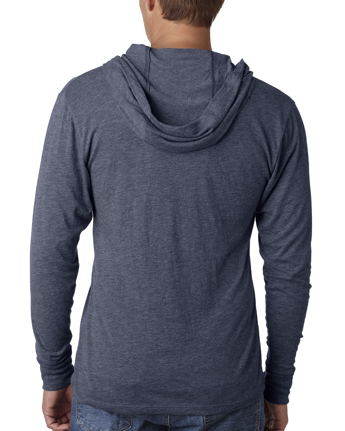 'Next Level N6021 Adult Triblend Long Sleeve Hoody'