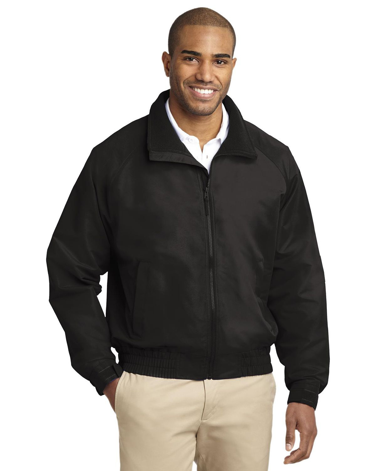 'Port Authority J329 Lightweight Charger Jacket'