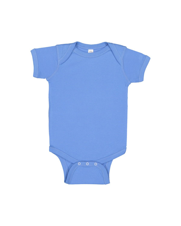 'Rabbit Skins 4400 Infant Baby Rib Bodysuit'