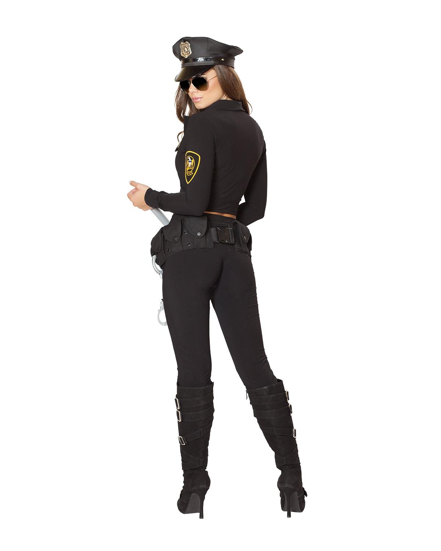 'RomaCostume 4501 6Pc Seductive Cop'