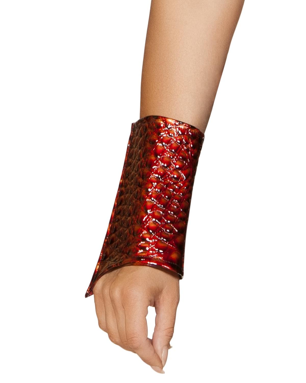 'RomaCostume 4838B Pair Of Dragon Slayer Cuffs'