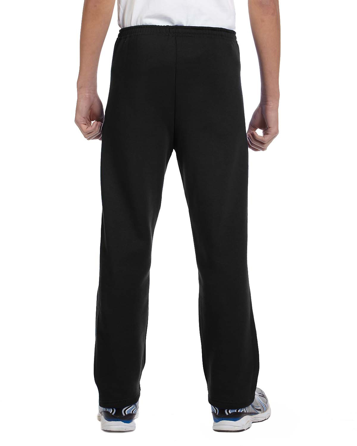 'Russell Athletic 596HBB Dri Power Youth Open Bottom Sweatpants'