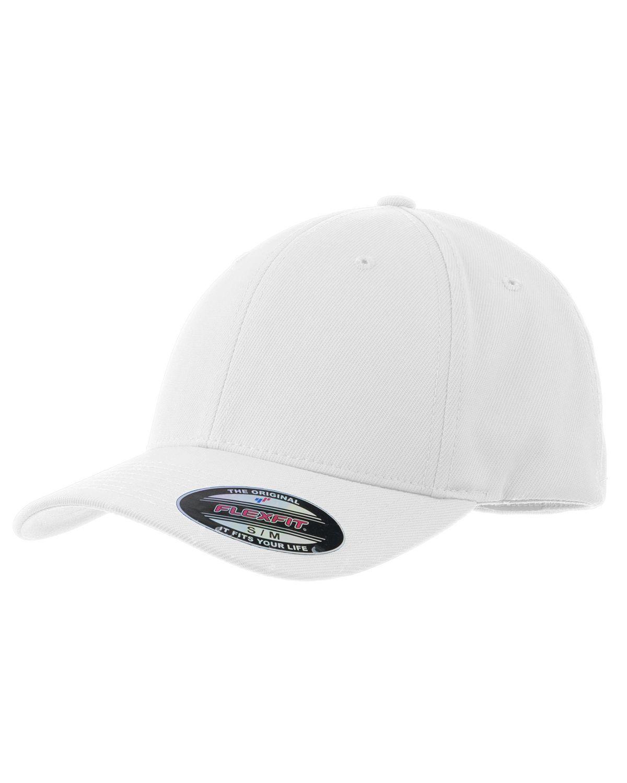 'Sport Tek STC17 Flexfit Profile Mid Solid Cap '