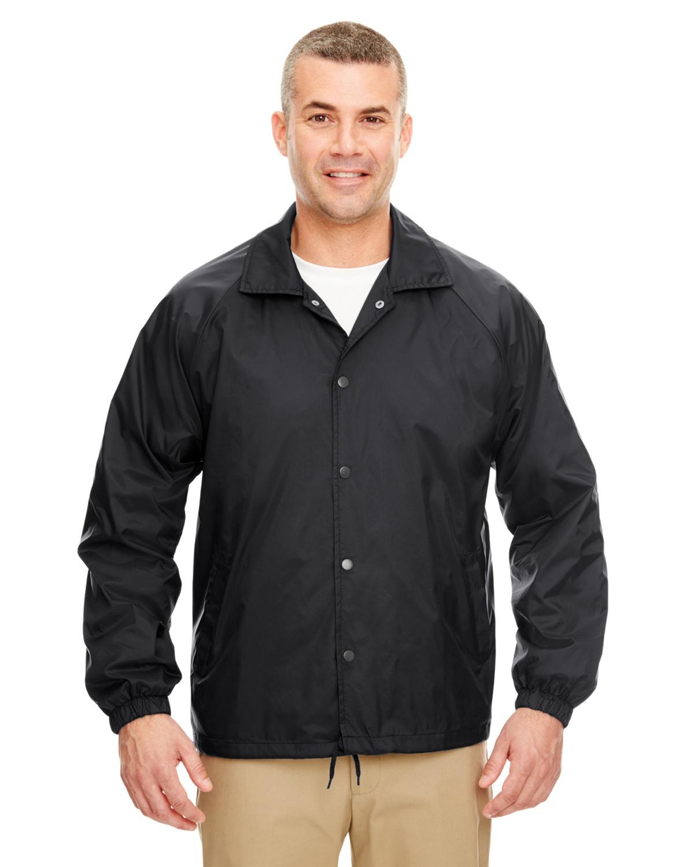 'Ultraclub 8944 Men's Coaches Jacket'