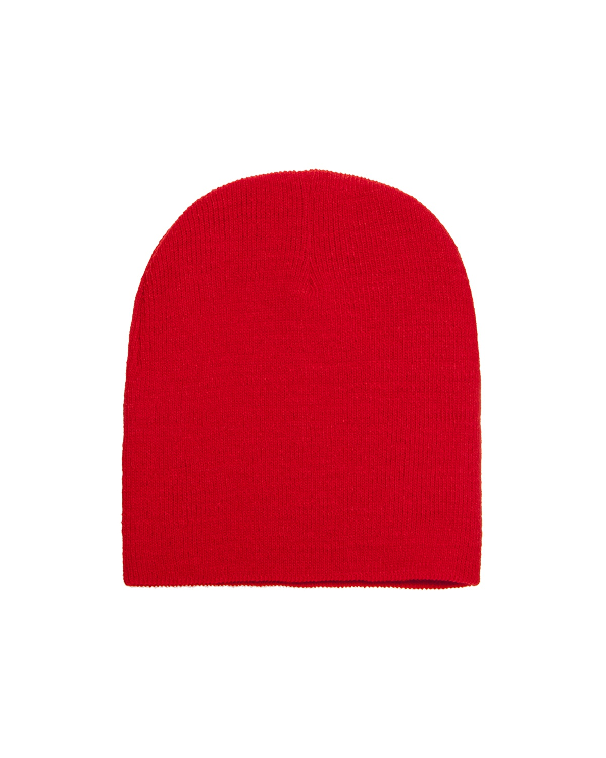 83eb01e50931d8 Yupoong 1500 Adult Knit Beanie - VeeTrends.com